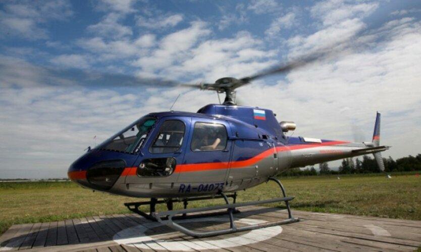 Вертолет AS-350