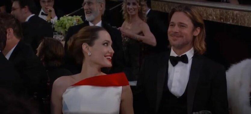 Брэд Питт,Анджелина Джоли,Джонни Депп,развод Джоли и Питта,Питт ревнует Джоли к Деппу