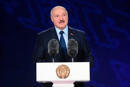 Лукашенко назвал встречу Зеленского с Трампом «горячей»