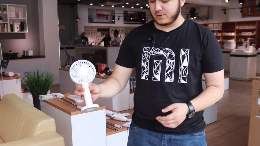 Беспроводной вентилятор от Xiaomi
