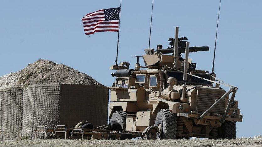 армия США_Сирия