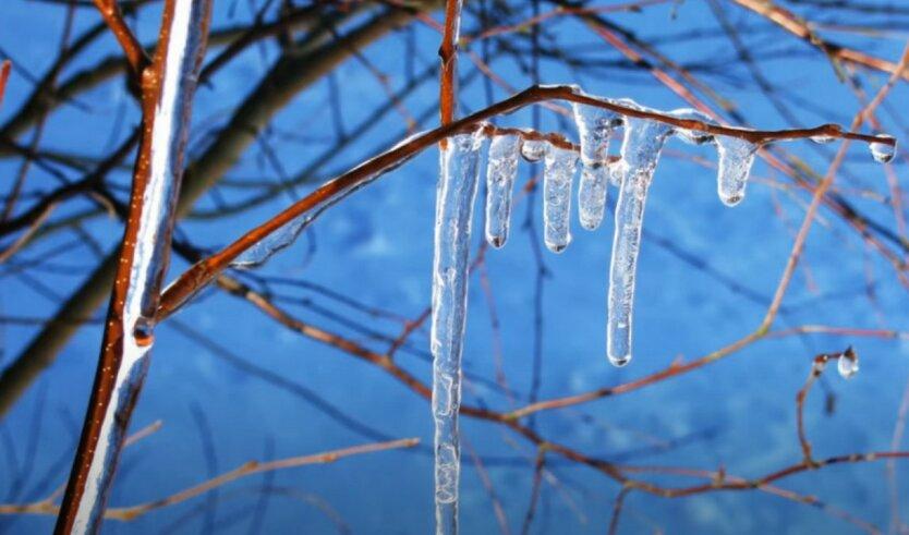 Украинцев предупредили о сложных погодных условиях