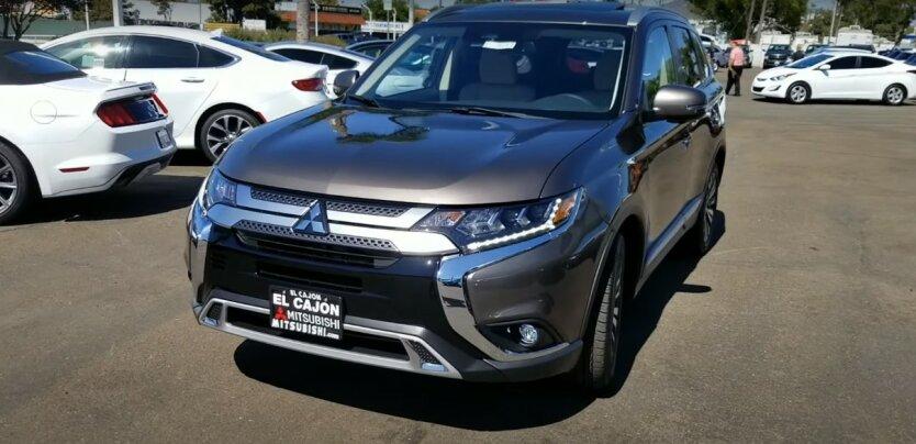 Mitsubishi Outlander,Mitsubishi Motors,новый Outlander,фотографии нового кроссовера