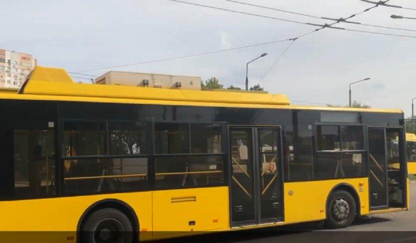 В Киеве меняют график работы троллейбусов