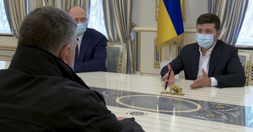 Арсен Аваков, Владимир Зеленский, стрельба в Броварах