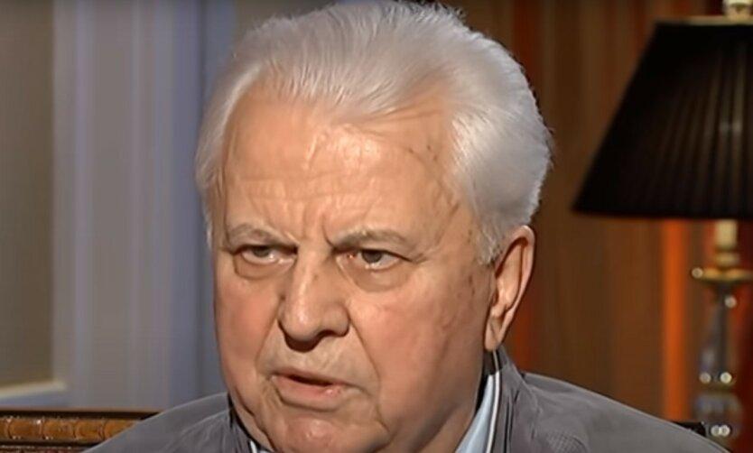 Кравчук назвал условие для переноса переговоров по Донбассу из Минска