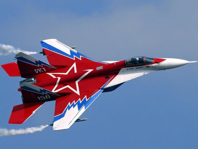 МиГ-29 Россия