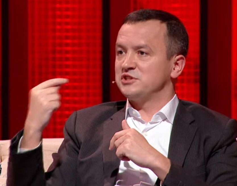 Министр развития экономики, торговли и сельского хозяйства Игорь Петрашко