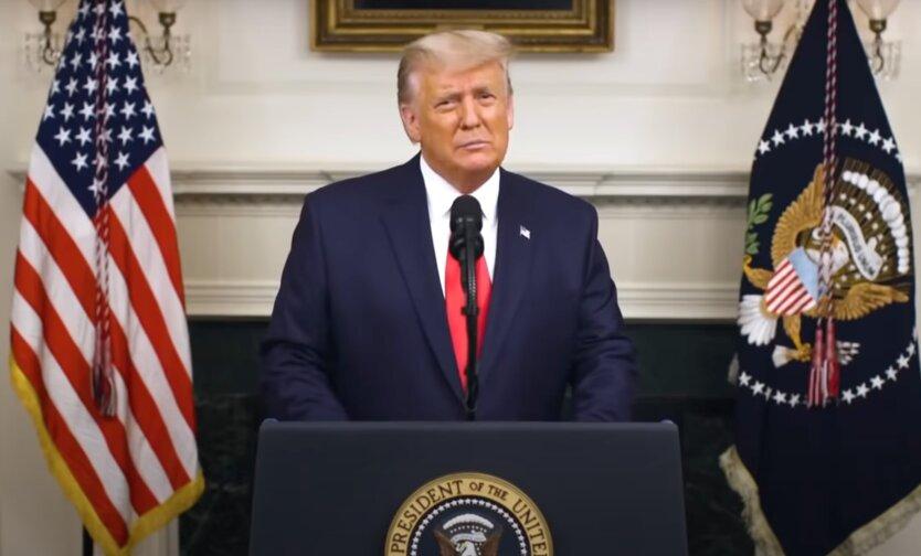 Дональд Трамп, импичмент, штурм капитолия