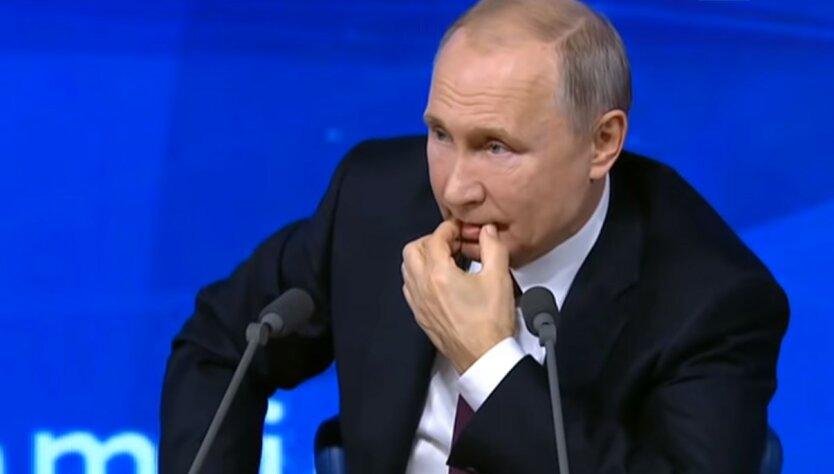 Владимир Путин, Отношения Украины с Россией, Санкции Украины против России
