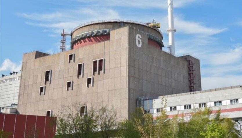 На Запорожской АЭС экстренно отключили энергоблок