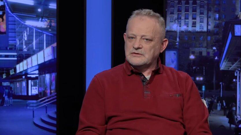 Руководитель аналитического центра «Третий сектор» Андрей Золотарев