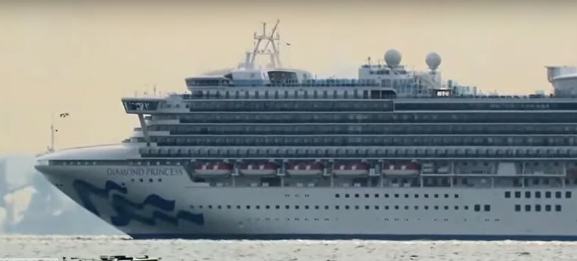 Коронавирус оставался на зараженном лайнере 17 дней после ухода пассажиров