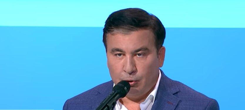 Михеил Саакашвили, Петр Порошенко, Владимир Зеленский