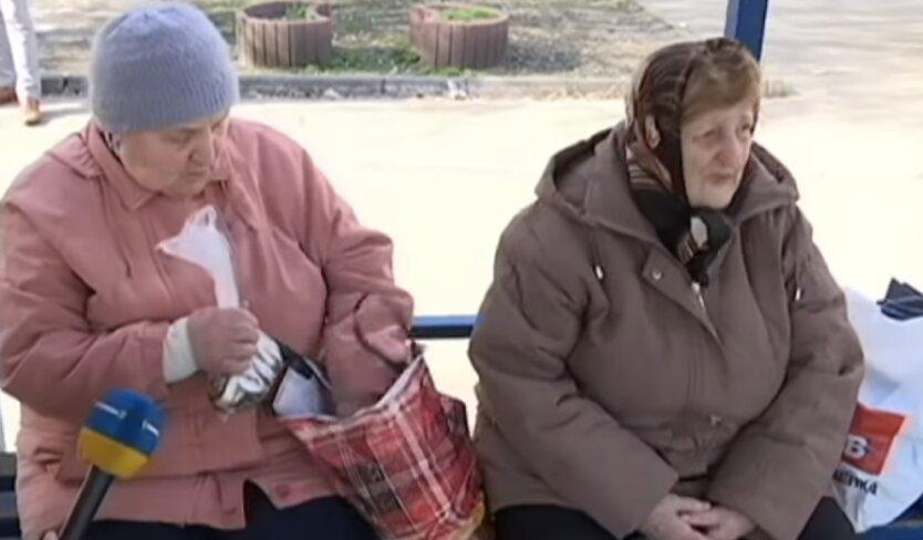 размер пенсий в Украине