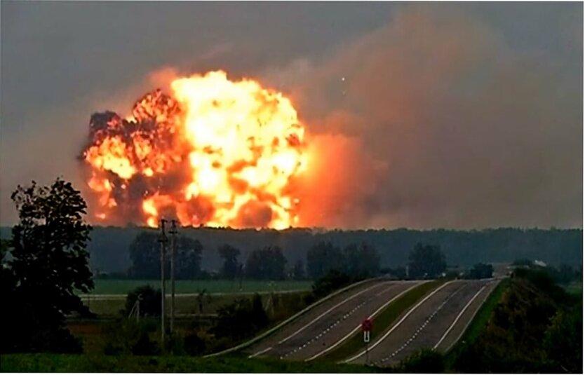 Взрыв в Врбетице, Взрыв на складе боеприпасов в Чехии, Емельян Гебрев