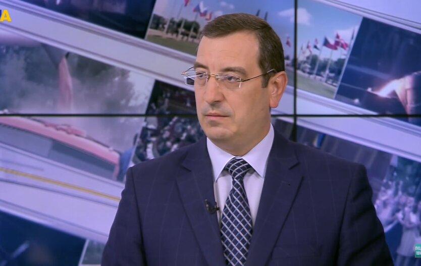 Вадим Скибицкий, Россия, военна группировка у границ Украины