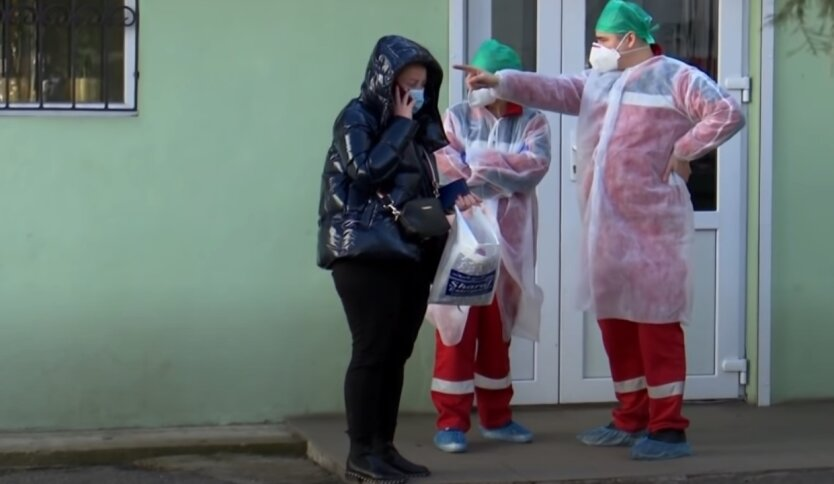 Коронавирус, Украина