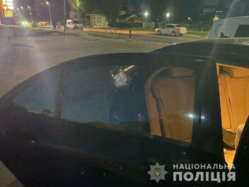 На Киевщине мужчины устроили стрельбу во время представления в цирке