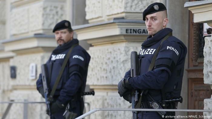 вена полиция111