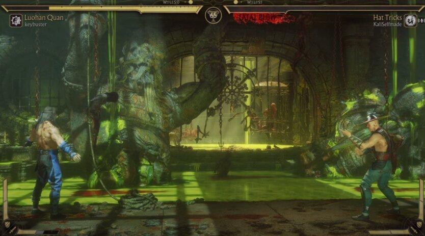 Mortal Kombat, игра, трейлер