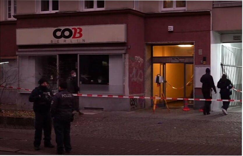Стрельба в Берлине, Теракт в Берлине, Теракт в Европе, Полиция Берлина