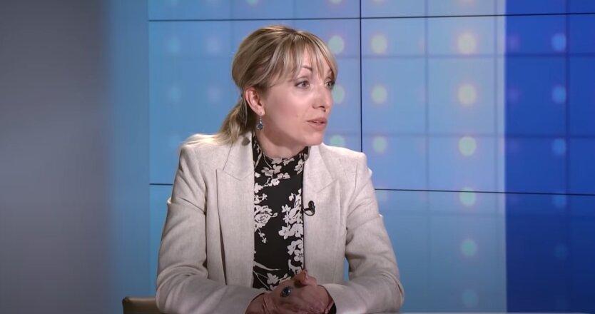 Ольга Буславец, шахты, Украина