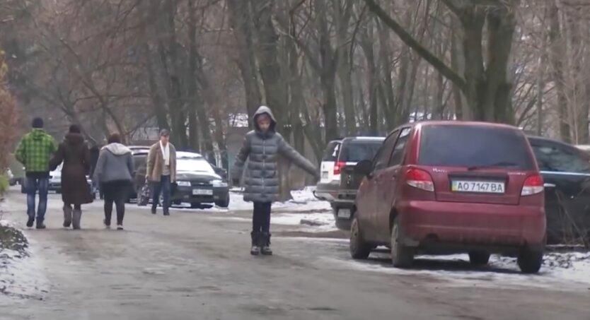 Погода, Украины, потепление