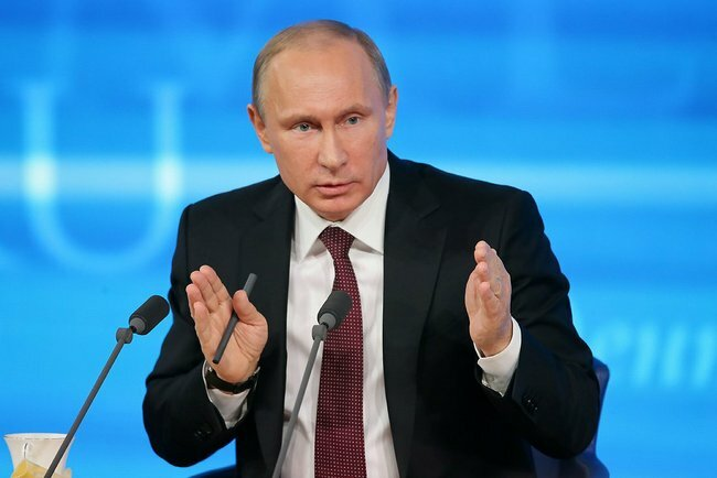 Владимир Путин 4