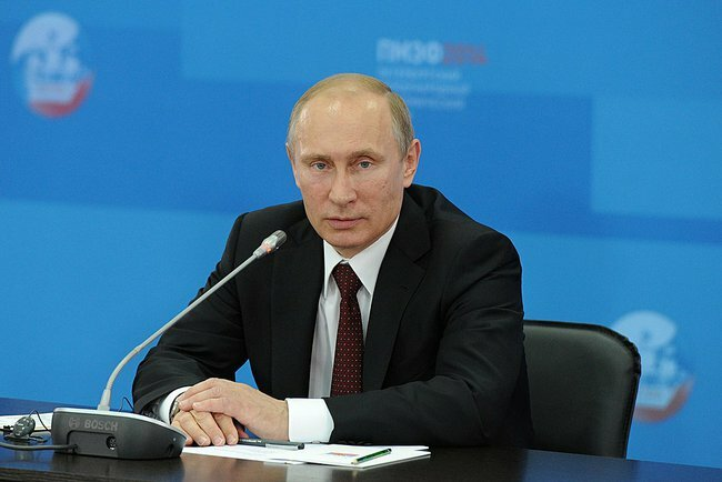 Владимир Путин5