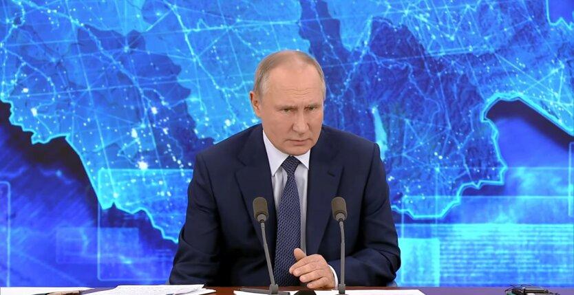 Владимир Путин, Алексей Резников, Отношения Украины и России