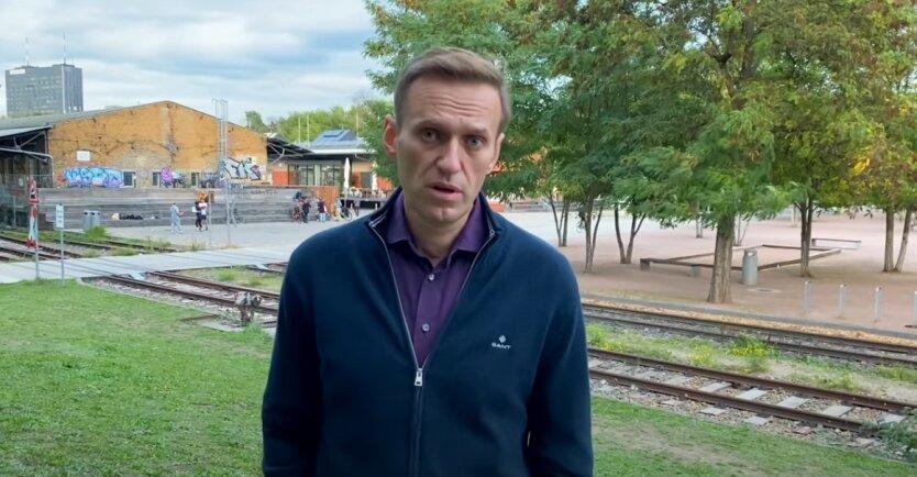 """Алексей Навальный, """"Новичок"""", отравление"""
