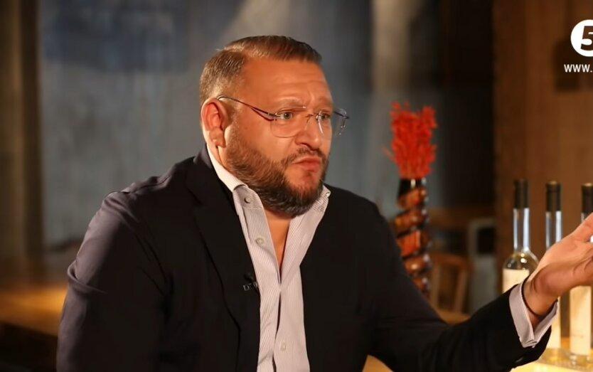 Михаил Добкин, Харьковские соглашения, подозрение от СБУ