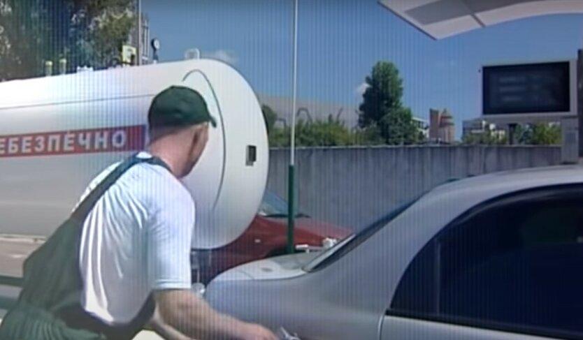 Автогаз в Украине стал популярнее бензина
