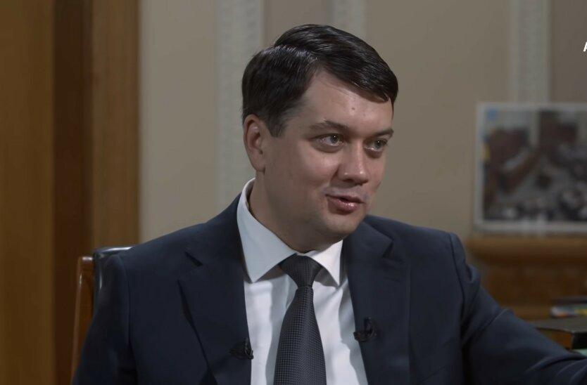 Дмитрий Разумков, Владимир Зеленский, президентство Зеленского
