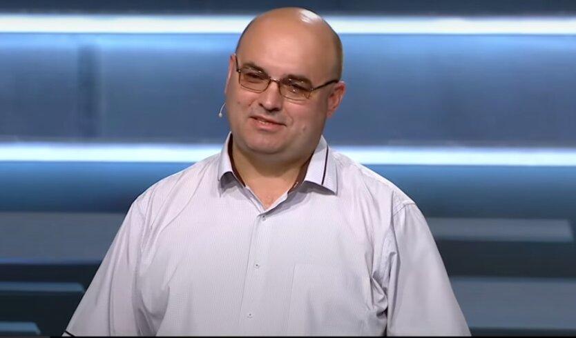 Мэр города Новгород-Северский Олег Бондаренко