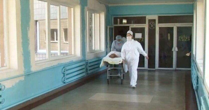 Коронавирус в Украине, covid-19