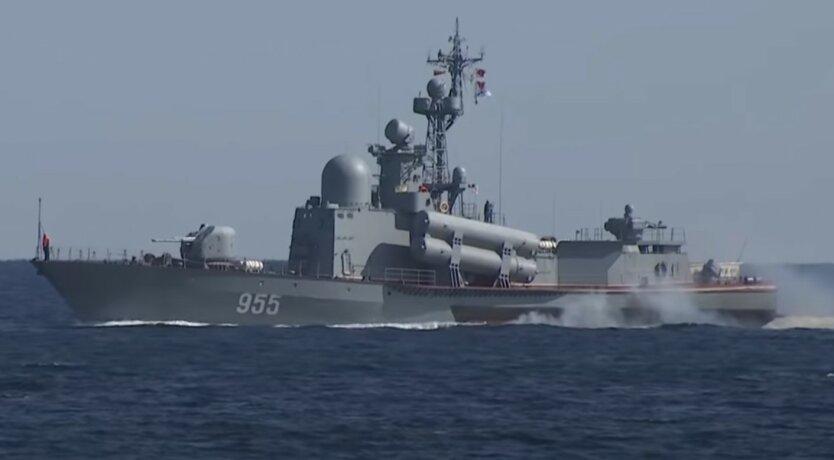 Войска Путина заблокировали морские подходы к Крыму