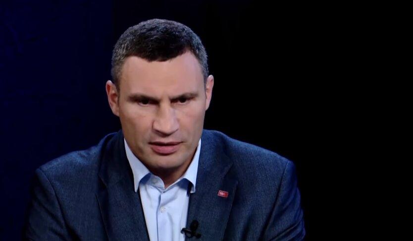 Виталий Кличко, пост мэра Киева, рейтинг