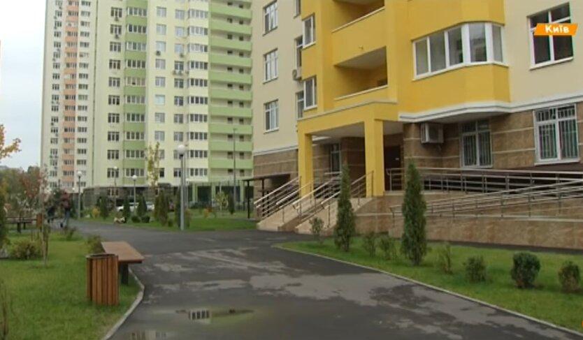 Квартиры в Украине, дети-сироты, жилье вне очереди