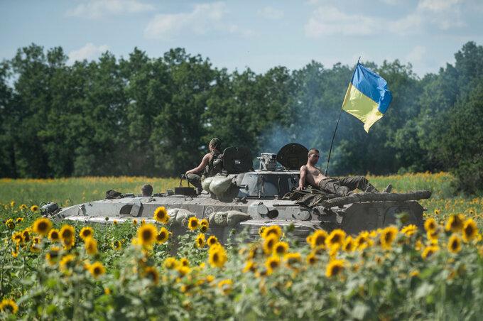 Украинская армия под Славянском4