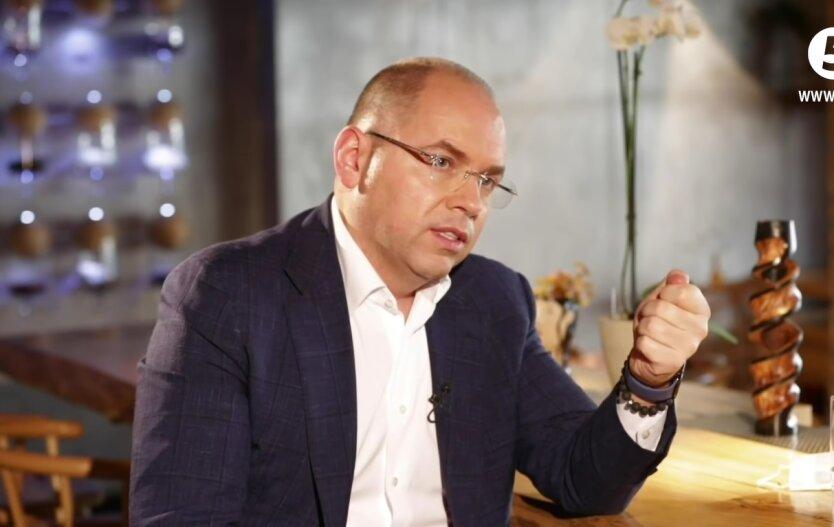 Максим Степанов, адаптивный карантин, Украина
