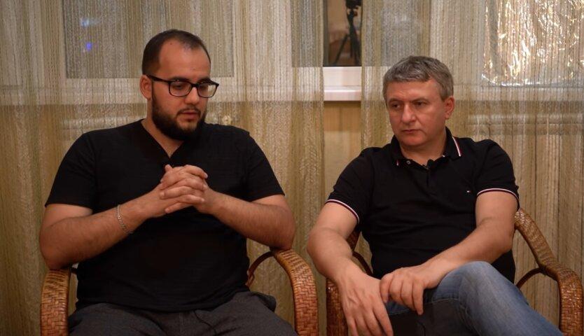 Илия Куса и Юрий Романенко, Азербайджан и Армени, конфликт