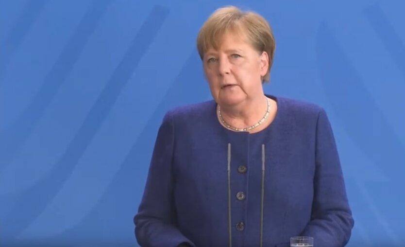 Ангела Меркель, ЕС, коронавирус