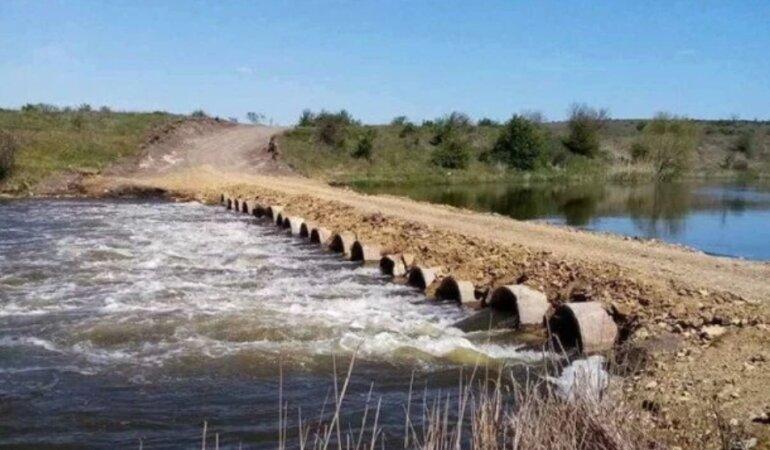 Держекоінспекція перевірила саморобний міст над річкою Інгулець