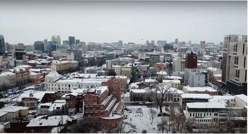 Похолодание в Украине, Прогноз погоды в Украине, Зима в Украине
