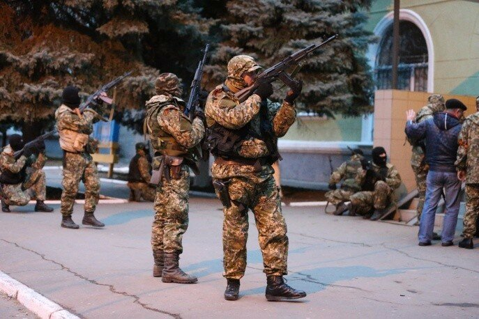 Славянск сепаратисты2