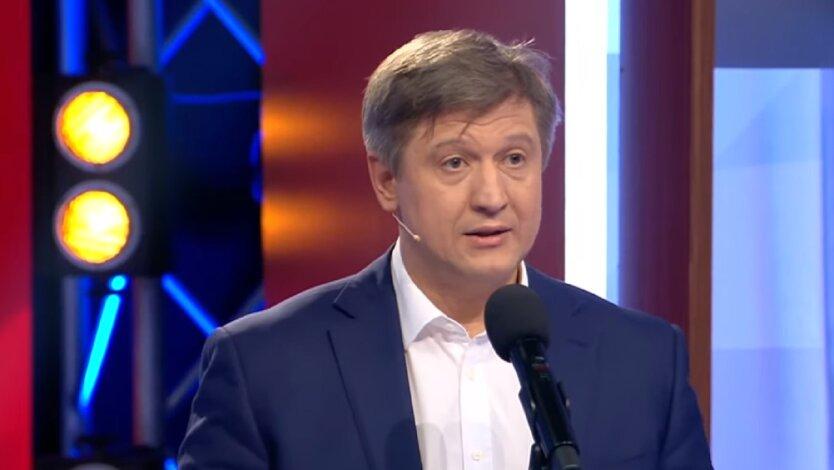 Экс-глава Минфина Александр Данилюк