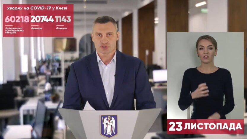 Виталий Кличко, коронавирус, тестирование на коронавирус