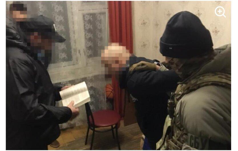 СБУ задержала подполковника налоговой милиции по делу о шпионаже